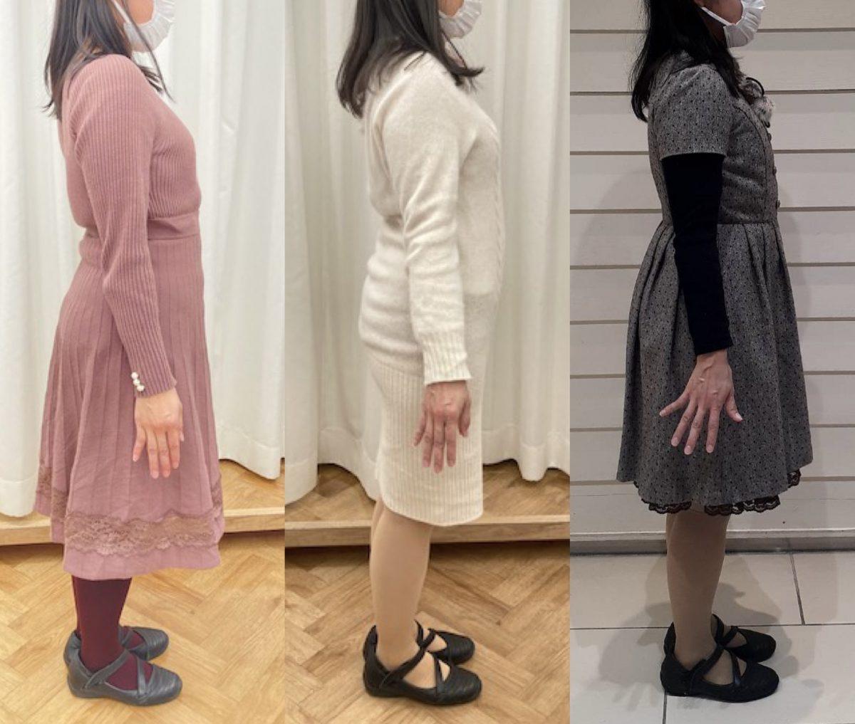 白いドレスを着た女性たち  自動的に生成された説明