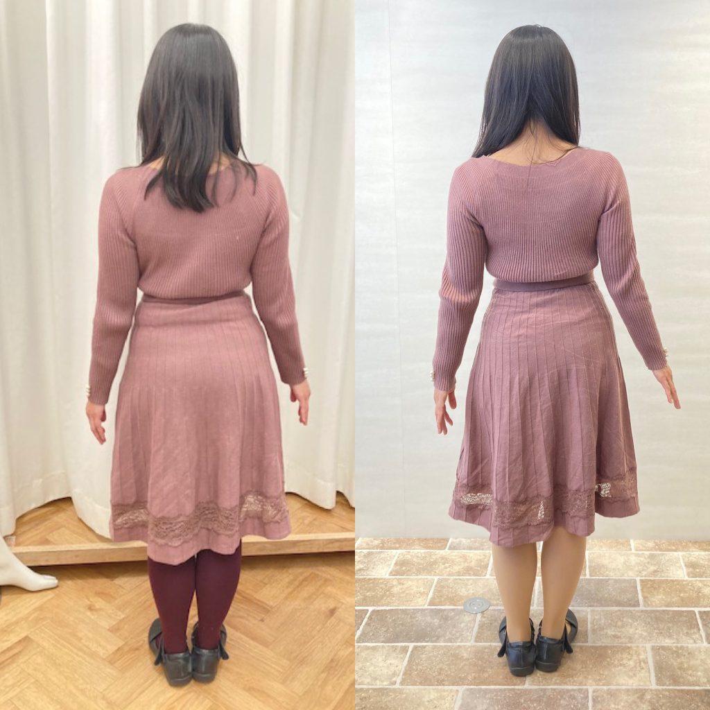 ドレスを着た女性たち  自動的に生成された説明