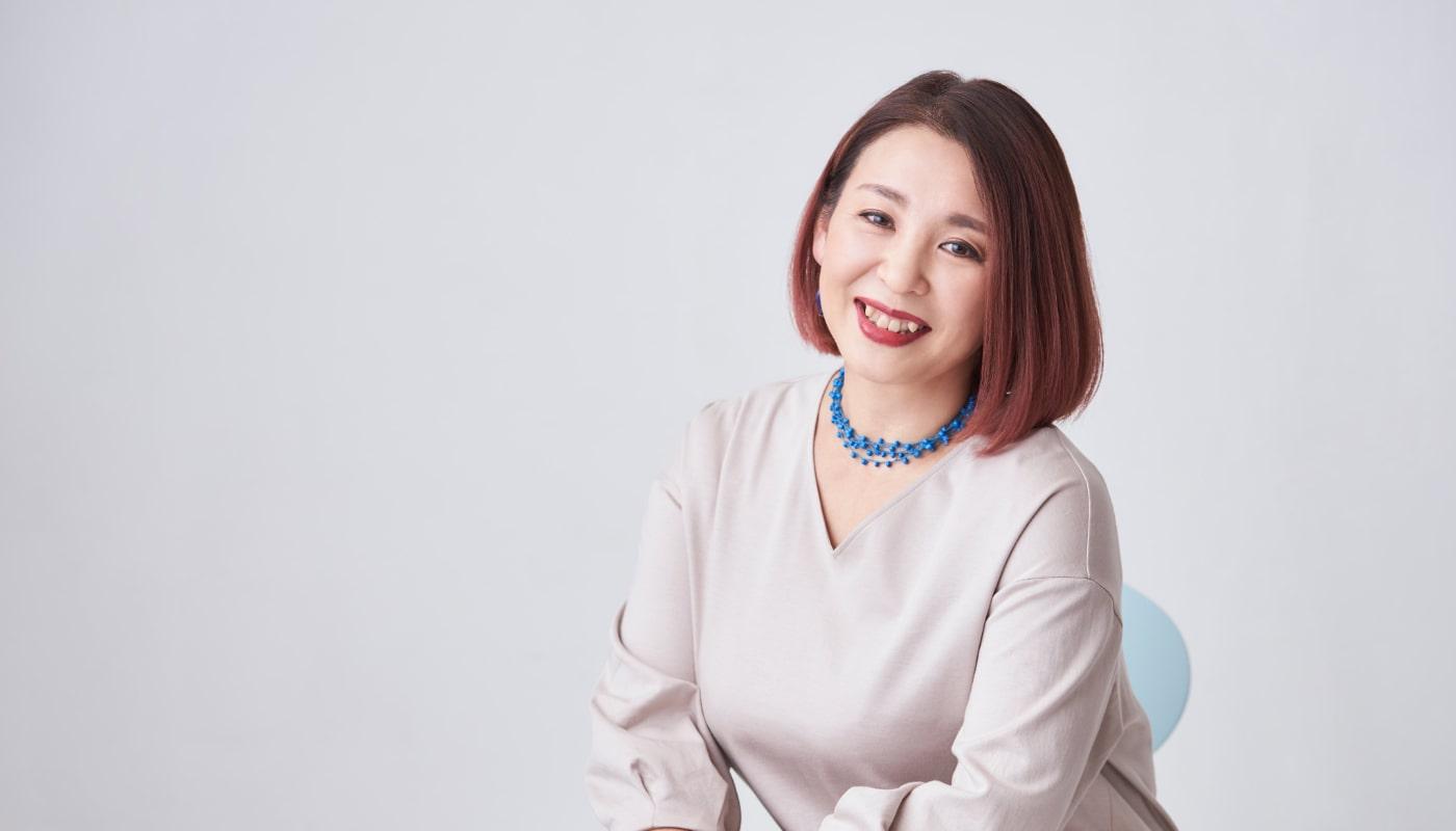 コミュニティ代表 松浦千恵